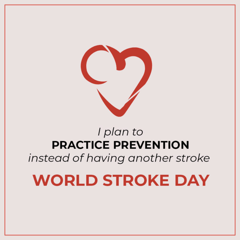 World Stroke Day Oct. 29th Educates Public About Risk of Stroke