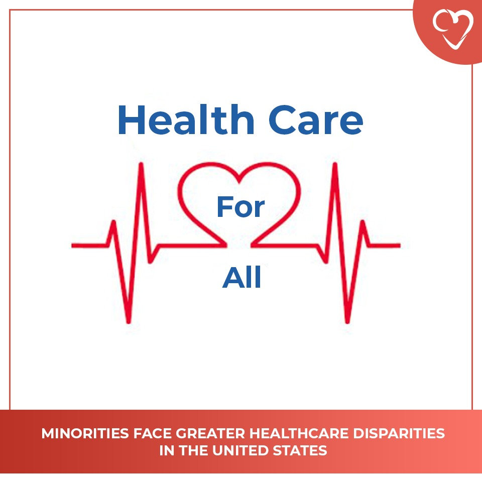 Minorities Face Greater Healthcare Disparities in the United States