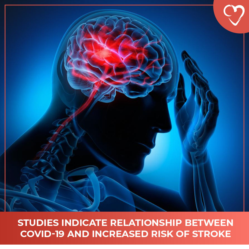 Studies Indicate Relationship Between COVID-19 and Increased Risk of Stroke