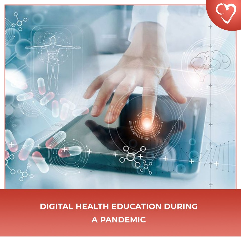 Digital Health Education During a Pandemic